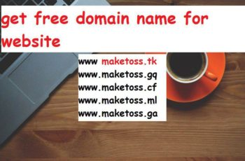 how to get free domain name for website
